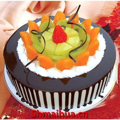 生日蛋糕心怡