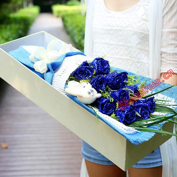 """蓝色至爱"""""""