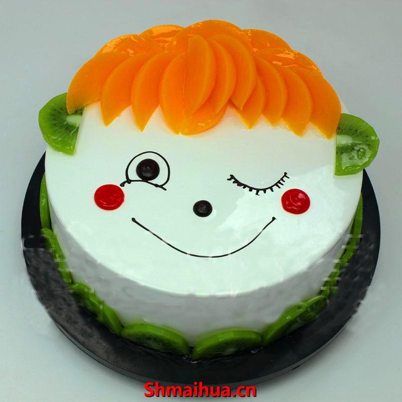 小王子创意蛋糕